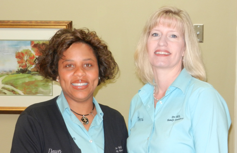 Columbus, GA dental staff